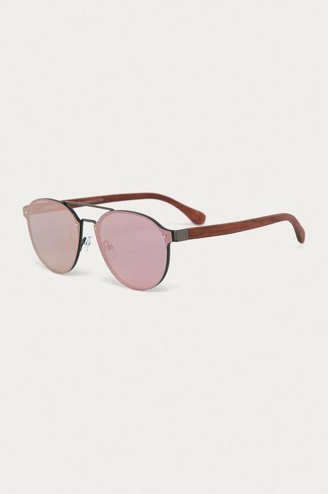 Okulary przeciwsłoneczne damskie z zausznikami z funkcją flexible
