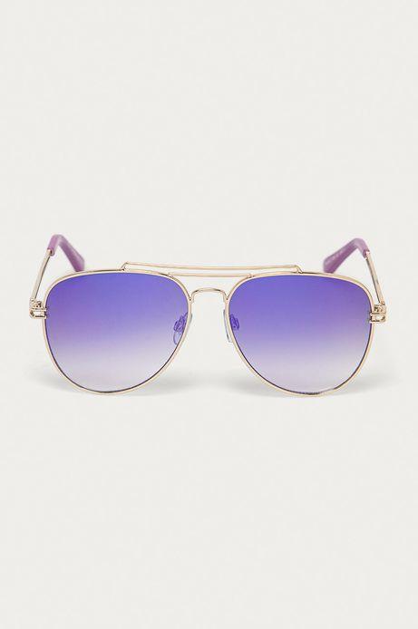 Okulary przeciwsłoneczne damskie aviator