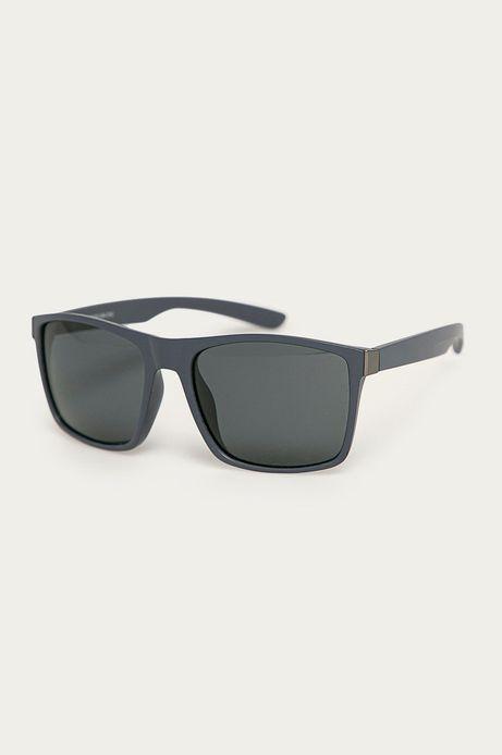 Okulary przeciwsłoneczne męskie z polaryzacją szare