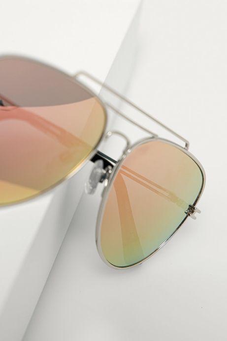 Okulary przeciwsłoneczne męskie aviator