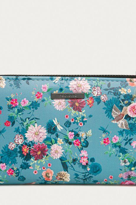 Portfel damski w kwiaty