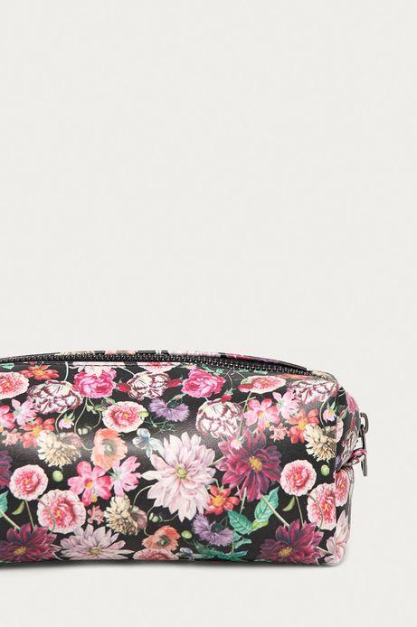 Kosmetyczka damska w kwiaty
