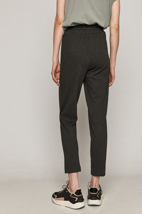 Spodnie damskie dresowe szare