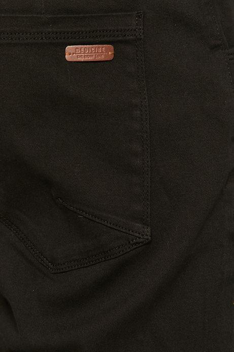 Spodnie męskie joggery czarne