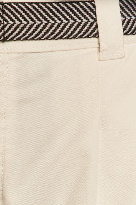 Szorty damskie białe