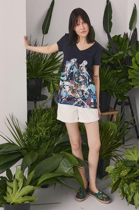 T-shirt damski by Magdalena Parfieniuk