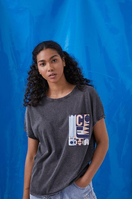 T-shirt damski by Marta Przeciszewska, Grafika Polska