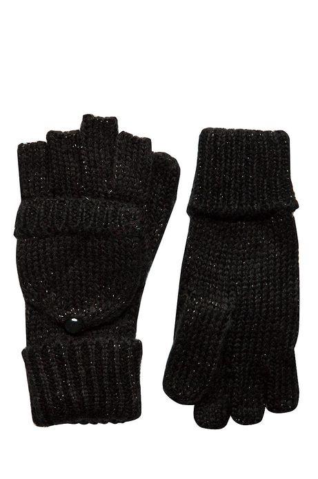 Rękawiczki Steampunk czarne