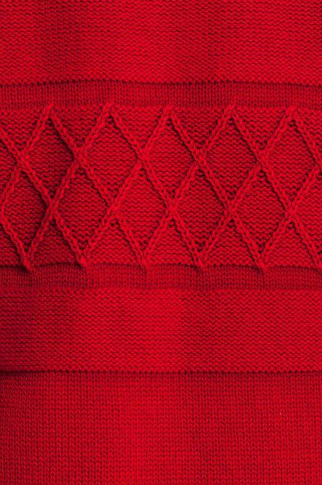 Sweter Last Christmas czerwony