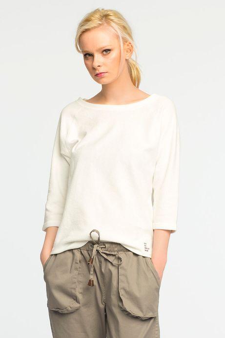 Bluza Stonecold biała