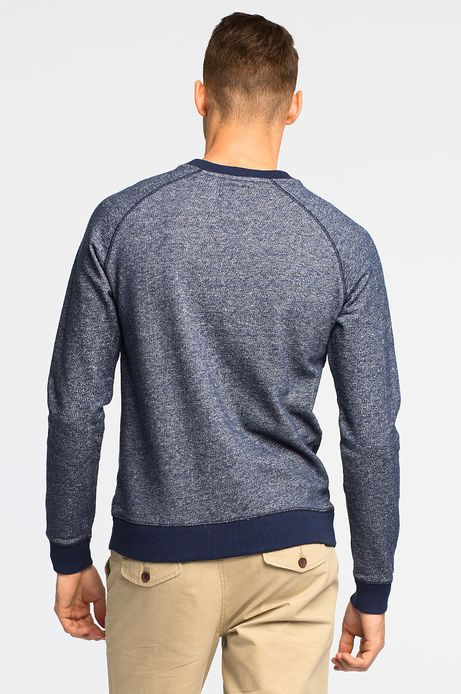 Bluza Athletique granatowa