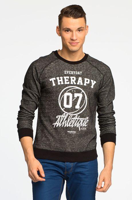 Bluza Athletique czarna