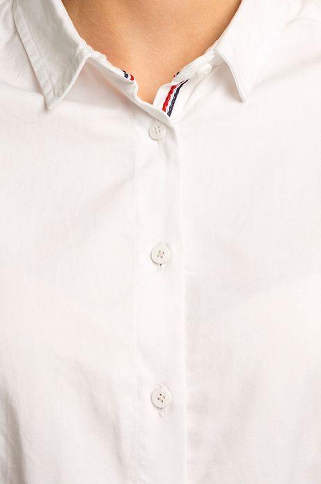 Koszula Baker St biała