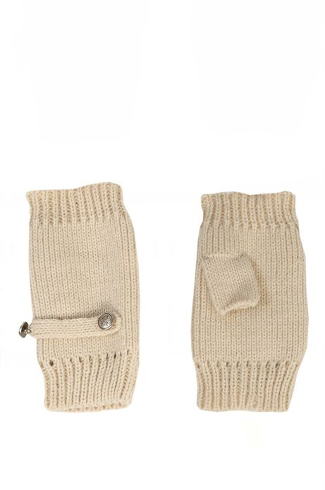 Rękawiczki Baker St beżowe