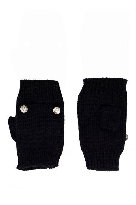 Rękawiczki Baker St czarne