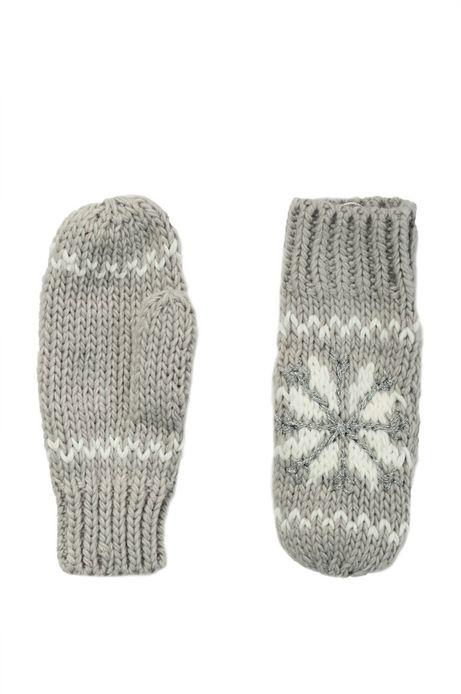 Rękawiczki Minnesota szare