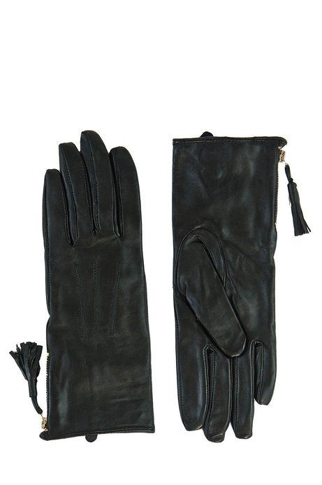 Rękawiczki Minnesota czarne