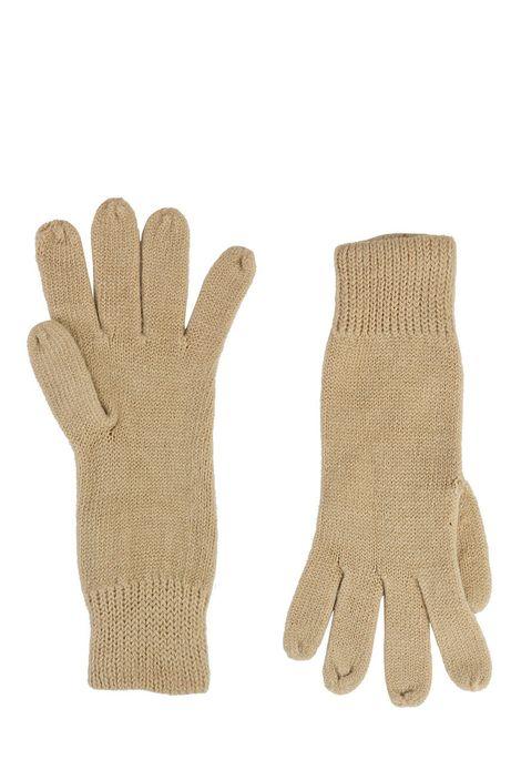 Rękawiczki Minnesota beżowe