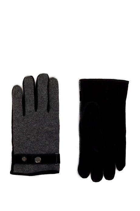 Rękawiczki Baker St szare