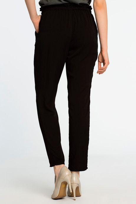 Spodnie Must Have czarne