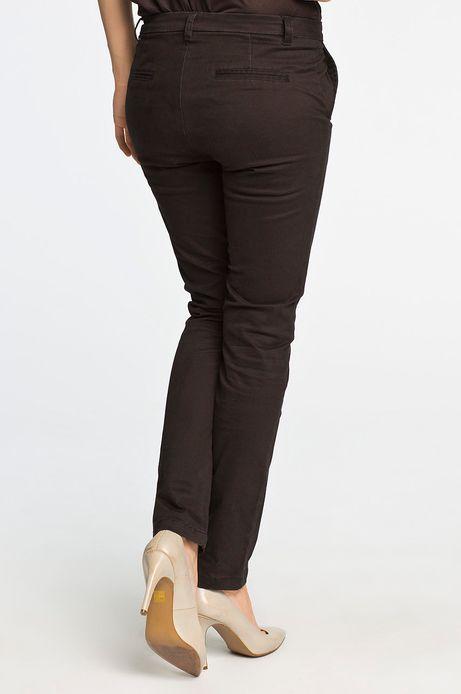 Spodnie The Hamptons czarne