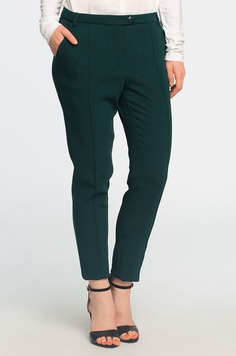 Spodnie Athletique zielone