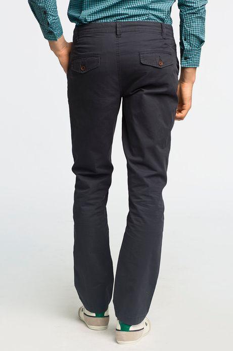 Spodnie Athletique niebieskie
