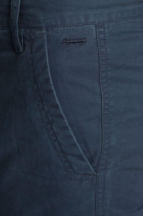 Spodnie Cambridge granatowe