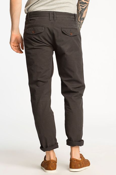 Spodnie Cambridge czarne