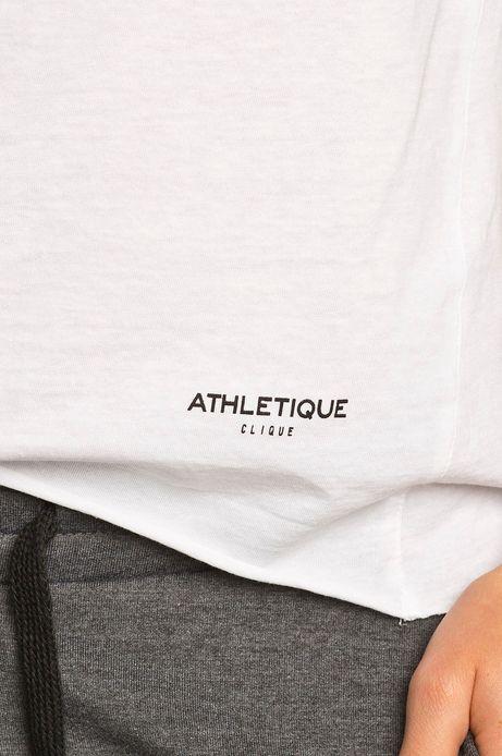 Top Athletique biały