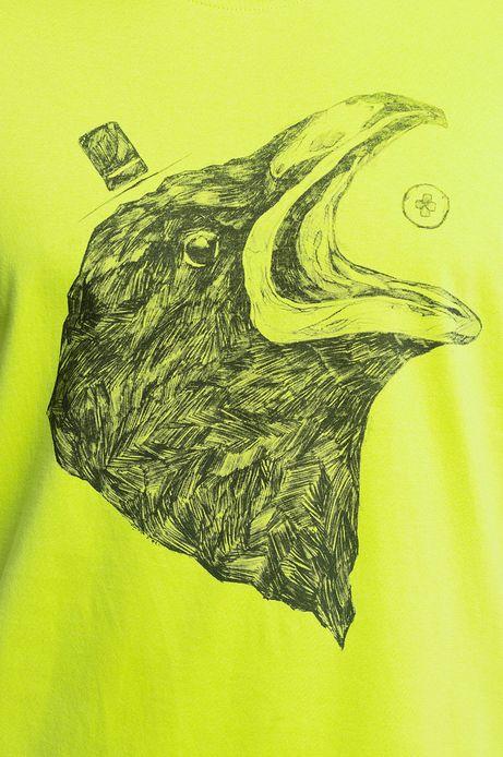 T-shirt Stonecold zielony