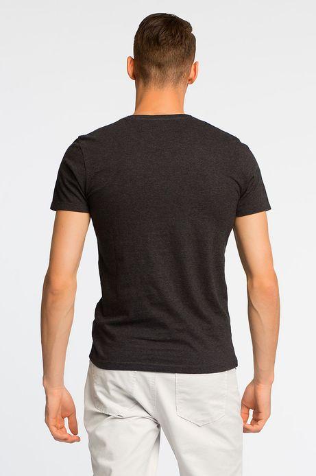 T-shirt Stonecold szary