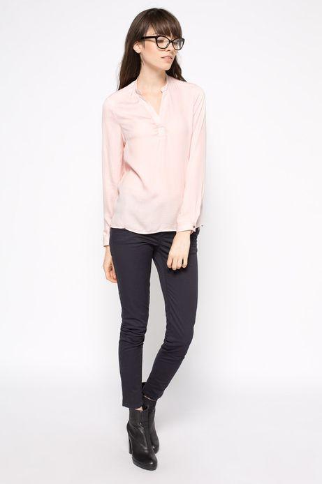 Koszula Heritage różowa