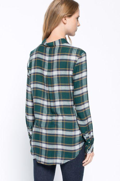 Koszula Heritage zielona
