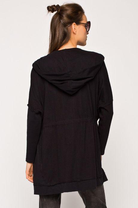 Bluza Boho czarna