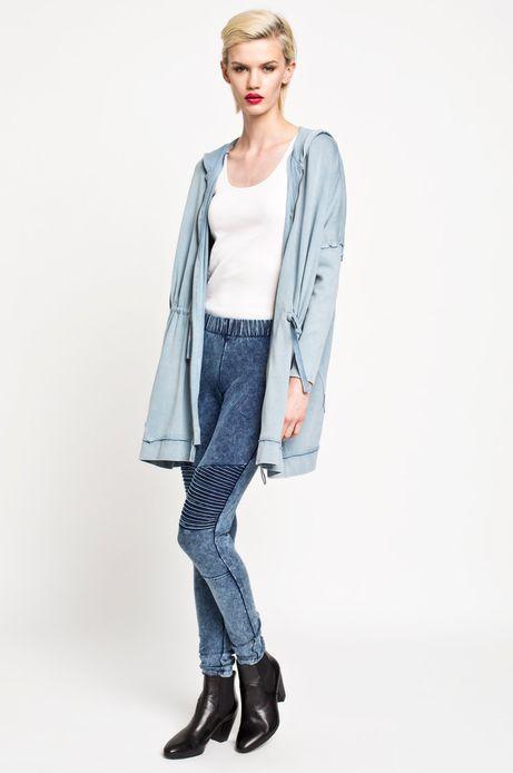 Bluza Heritage niebieska