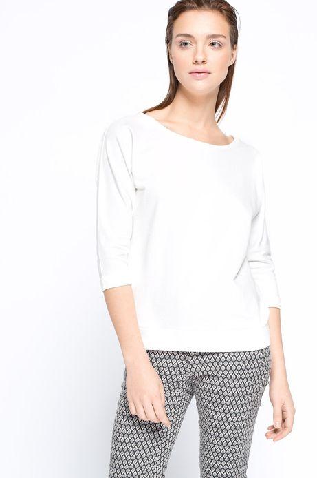 Bluza Bohemian kremowa