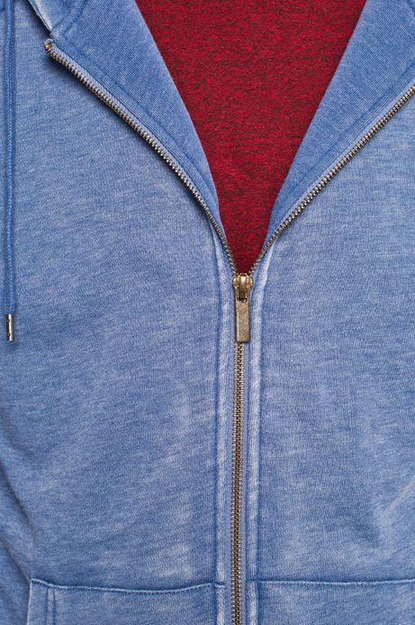 Bluza Heritage granatowa
