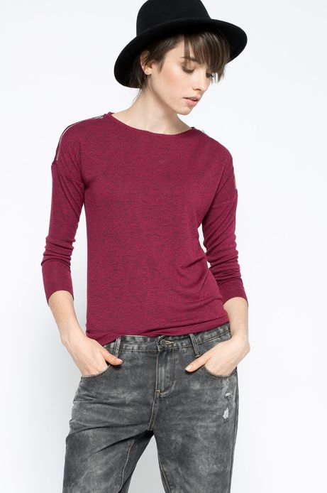 Bluzka Heritage czerwona