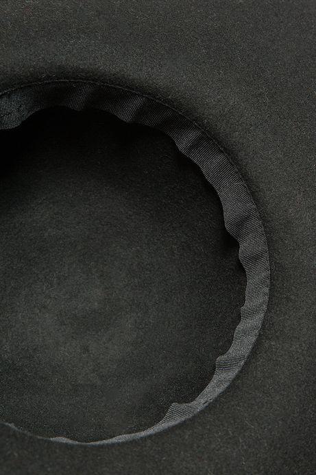 Kapelusz Heritage czarny