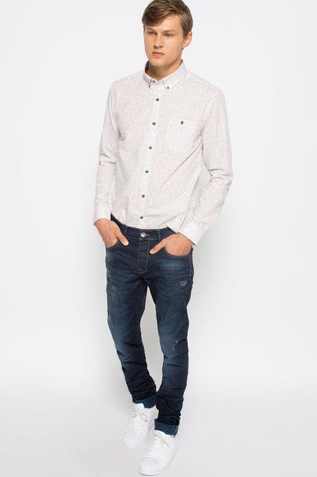 Koszula Bohemian biała