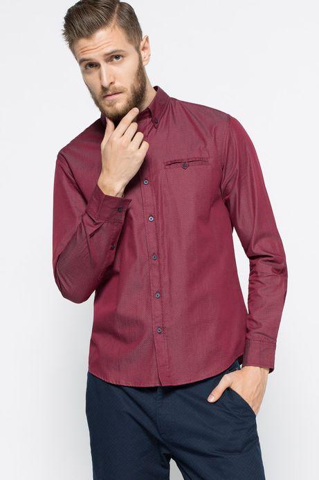 Koszula Bohemian czerwona