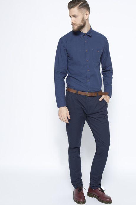 Koszula Bohemian niebieska