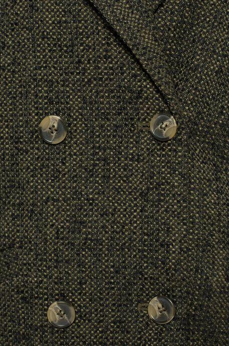 Płaszcz Heritage zielony