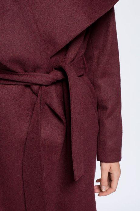 Płaszcz Bohemian różowy