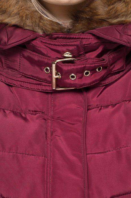 Płaszcz Heritage różowy