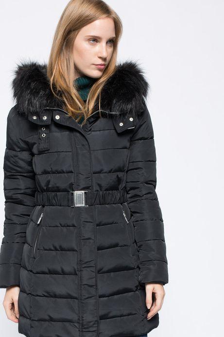 Płaszcz Heritage czarny