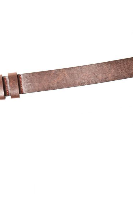 Pasek Heritage brązowy