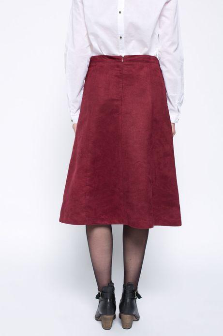 Spódnica Bohemian różowa