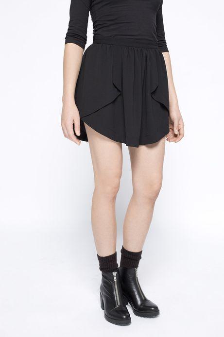 Spódnica Bohemian czarna